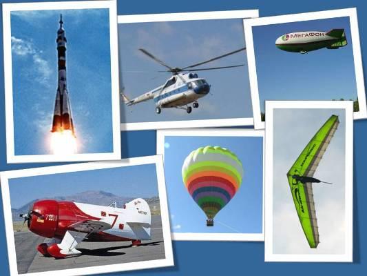 Воздушный Транспорт России Презентация